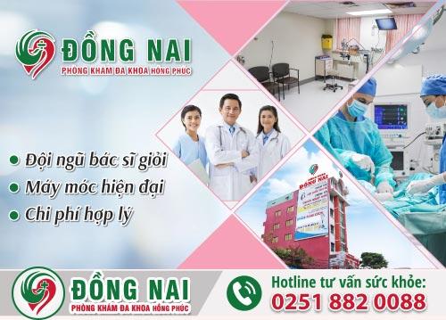 Bệnh viện sản phụ khoa uy tín tại Biên Hòa