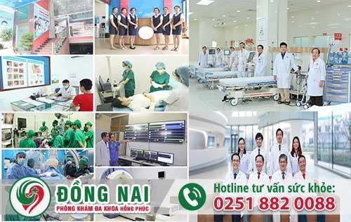 Bệnh viện khám phụ sản tốt ở Biên Hòa