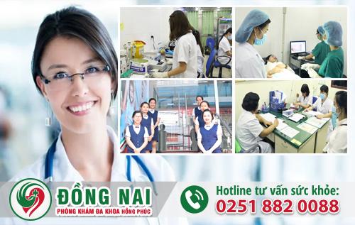 Phòng khám sản phụ khoa uy tín tại Biên Hòa – Đồng Nai