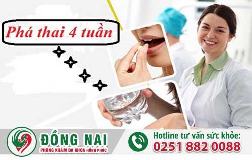 Các Phương Pháp Phá Thai 4 Tuần Tuổi Không Đau Và Không Vô Sinh