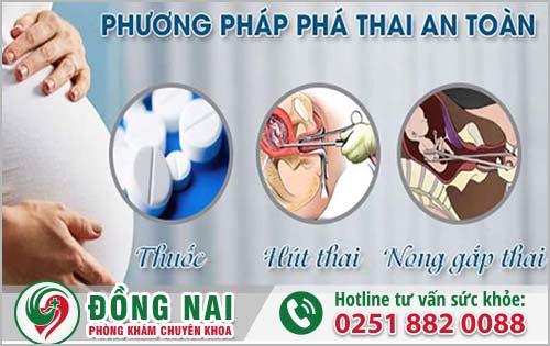 Phá Thai An Toàn Là Gi? Những Phương Pháp Nào Hiệu Quả