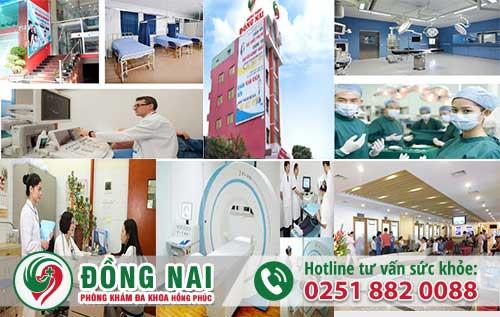 Địa chỉ phòng khám phá thai bằng thuốc ở Đồng Nai
